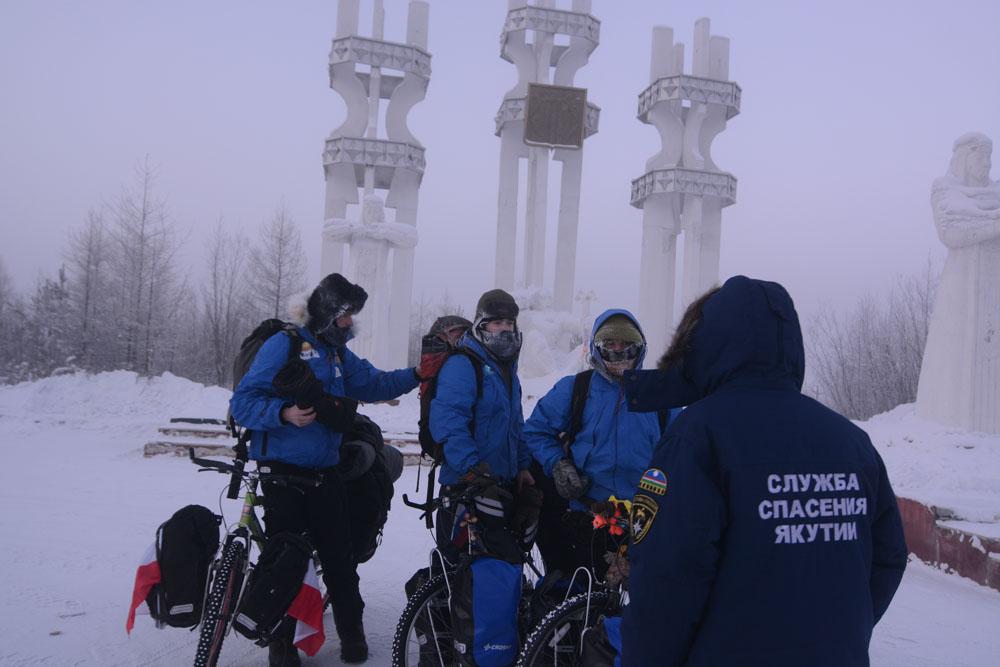 Gościnność miejscowych mieszkańców Syberii